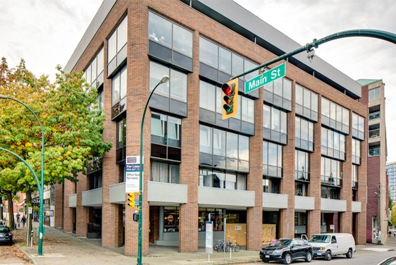 Gastown Office Building