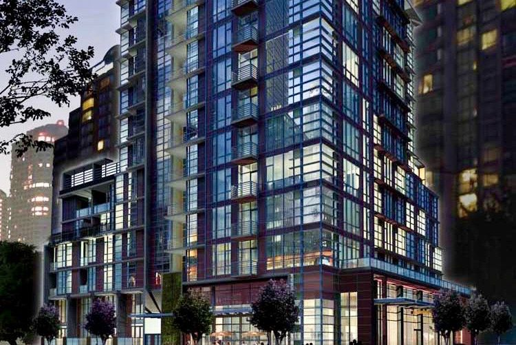 Downtown Vancouver Mixed-Use Project
